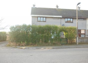 Thumbnail 2 bedroom end terrace house for sale in 52 Reoch Park, Springholm, Castle Douglas