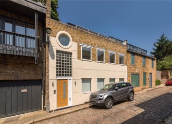Thumbnail 4 bed mews house to rent in Camden Mews, Camden, London