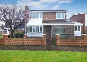 Thumbnail 4 bedroom detached house for sale in Durham Drive, Jarrow