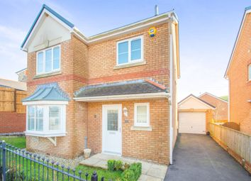 Thumbnail 3 bed detached house for sale in The Meadows, Tonyrefail, Porth