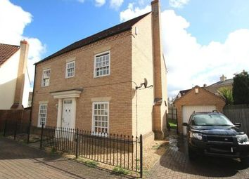 Thumbnail 4 bed detached house to rent in Tennyson Place, Ely, Cambridgeshire