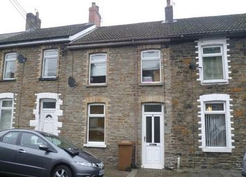 Thumbnail 3 bed terraced house to rent in Tredegar Street, Cross Keys, Newport