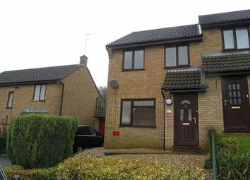 Thumbnail 3 bed semi-detached house to rent in Hawkridge, West Hunsbury, Northampton