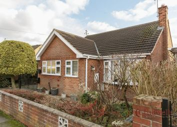 Thumbnail 2 bed detached bungalow for sale in Lake Farm Road, Rainworth, Mansfield