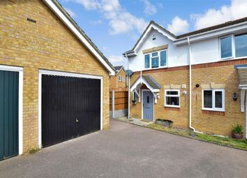 2 bed semi-detached house for sale in Fordwich Drive, Frindsbury, Rochester, Kent ME2