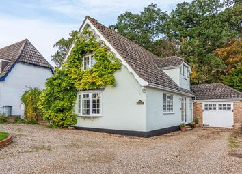 Thumbnail 3 bed detached bungalow for sale in Orchard Way, Horringer, Bury St. Edmunds