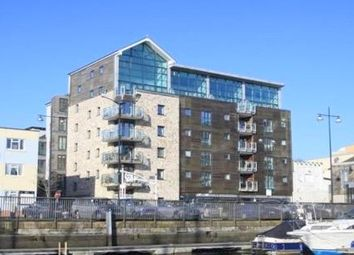 Thumbnail 2 bed flat to rent in Vauxhall Street, Plymouth
