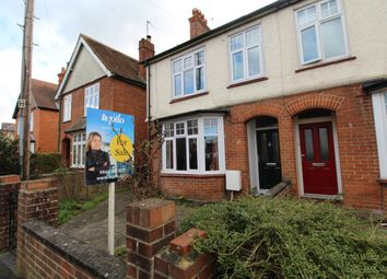 3 bed semi-detached house for sale in Queens Road, Newbury, West Berkshire RG14