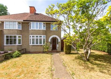 Thumbnail 3 bedroom semi-detached house for sale in Littlemore Road, Oxford
