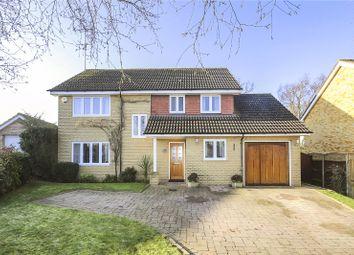 Thumbnail 4 bed detached house for sale in Derwent Road, Harpenden, Hertfordshire