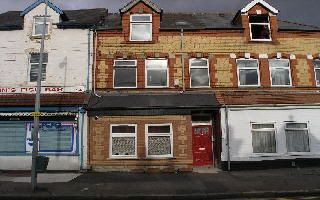 Thumbnail 1 bed terraced house to rent in Clive Road, Canton, Cardiff