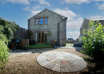Thumbnail 5 bed detached house for sale in Dirty Lane, Scouthead, Oldham