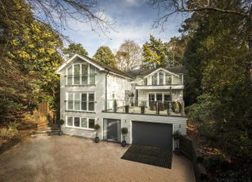 Thumbnail 6 bed detached house for sale in Buccleuch Road, Branksome Park, Poole
