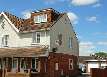 Thumbnail 3 bed flat for sale in Netherhampton Road, West Harnham, Salisbury