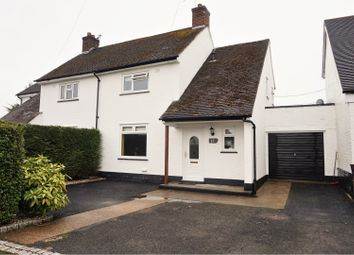 Thumbnail 2 bed semi-detached house for sale in St. Barbaras Place, Park Hall, Oswestry