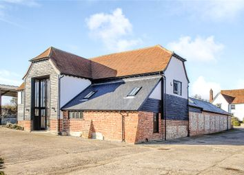 Thumbnail 4 bed barn conversion for sale in Oak Hill, Blackmore End, Braintree, Essex