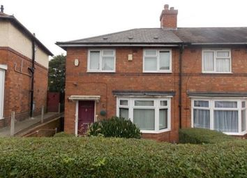 Thumbnail 3 bed property to rent in Northleigh Road, Washwood Heath, Birmingham