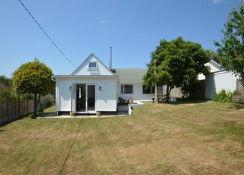 Thumbnail 3 bed detached bungalow for sale in Mylor Bridge, Falmouth, Cornwall