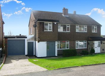 Thumbnail 3 bed semi-detached house for sale in Garthland Drive, Arkley, Barnet