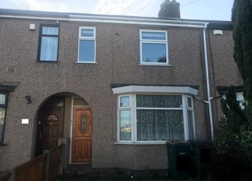 Thumbnail 2 bed terraced house to rent in Yelverton Road, Coventry