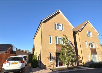 Thumbnail 4 bedroom detached house for sale in Lysander Drive, Bracknell, Berkshire