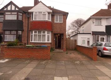 Thumbnail 3 bedroom semi-detached house to rent in Brookdene Road, London