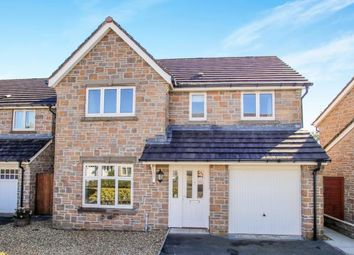 Thumbnail 4 bedroom detached house for sale in Trewoon, St. Austell, Cornwall