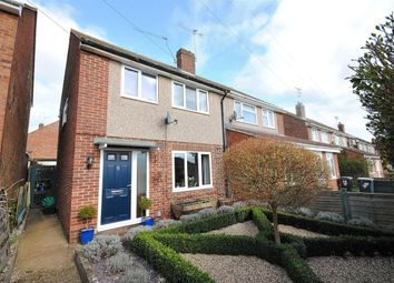 Thumbnail 3 bed semi-detached house for sale in Harvey Way, Saffron Walden