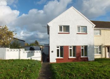 Thumbnail 3 bedroom end terrace house for sale in Picton Road, Hakin, Milford Haven