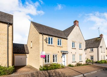 Thumbnail Semi-detached house for sale in Bluebell Way, Carterton