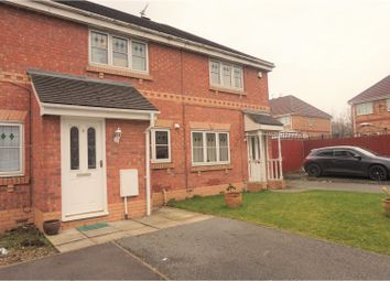 Thumbnail 2 bed terraced house for sale in Riviera Drive, Liverpool