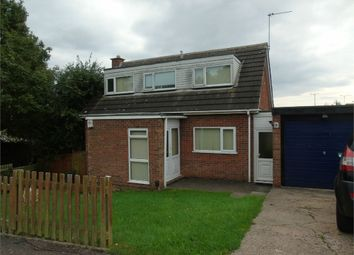 Thumbnail 2 bed detached bungalow for sale in Kay Close, Brownsover, Rugby