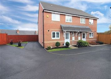 Thumbnail 3 bed semi-detached house for sale in Campbell Walk, Brinsworth, Rotherham