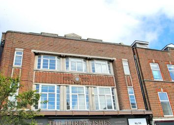 Thumbnail 2 bed flat for sale in Chapel Road, Worthing, West Sussex