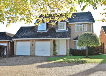 Thumbnail 4 bed detached house for sale in Barningham, Bury St Edmunds, Suffolk