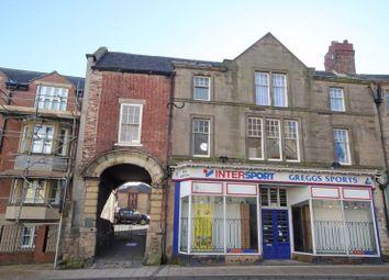 Thumbnail 2 bed maisonette for sale in Battle Hill, Hexham