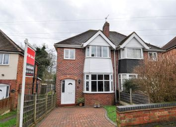 Thumbnail 3 bed semi-detached house for sale in Farren Road, Northfield, Birmingham