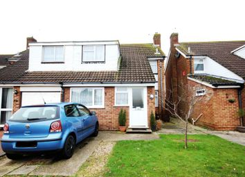 Thumbnail 3 bed semi-detached house for sale in Oakley Close, Holbury, Southampton