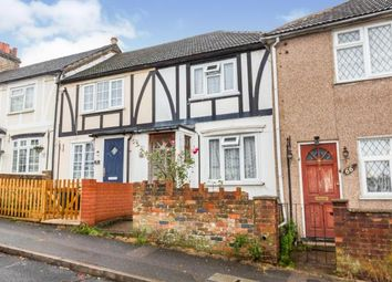 2 bed terraced house for sale in New Road, South Darenth, Dartford, Kent DA4