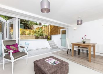 Thumbnail 2 bed flat for sale in Myrtle Road, London