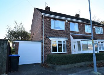 Thumbnail 3 bed semi-detached house for sale in Chelmsford Road, Linthorpe, Middlesbrough