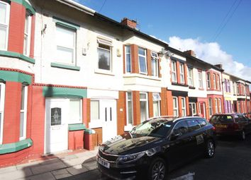 Thumbnail 3 bed terraced house to rent in Durban Road, Broadgreen, Liverpool