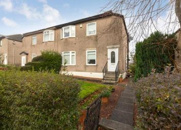 Thumbnail 3 bedroom flat for sale in Glencroft Road, Glasgow, Lanarkshire