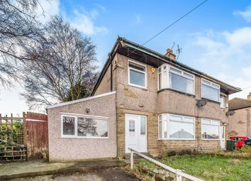 Thumbnail 3 bed semi-detached house for sale in Chellow Grange Road, Off Haworth Road, Bradford
