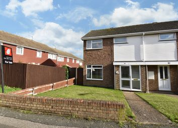 Thumbnail 2 bed end terrace house for sale in Alder Way, Swanley