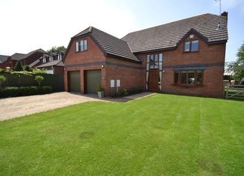 Thumbnail 4 bed property to rent in Chestnut Close, Fernhill Heath