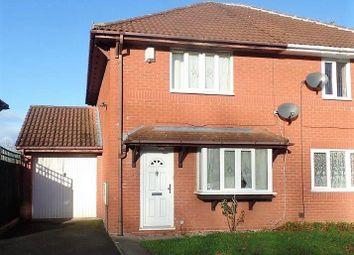 Thumbnail 3 bed semi-detached house to rent in Stretton Avenue, Coventry
