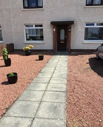 Thumbnail 2 bed flat for sale in Weston Avenue, Annbank, Ayr