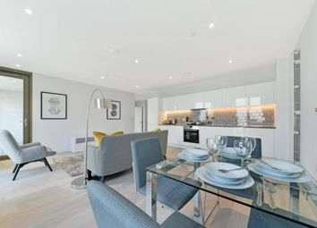 Thumbnail 1 bed flat for sale in Royal Wharf, N Woolwich Road, London, Greater London