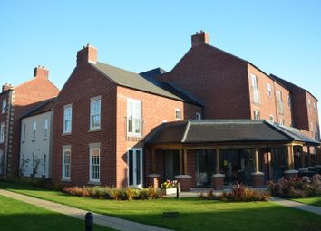 Thumbnail 2 bed flat for sale in Bainbridge Court, Ashby De La Zouch